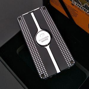 Cohiba Siyah Behike Klasik Çevre Dostu 3 Torch Jet Alev Puro Cgarette Punch Ücretsiz Kargo ile Çakmak