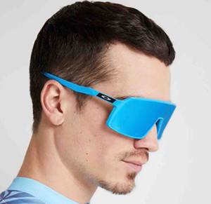 Nueva moda Sutro gafas de ciclismo polarizadas Hombres Mujeres Bicicleta Rosa Bicicleta Deportes 009406A 3 pares de lentes al aire libre Ciclismo gafas de sol gafas
