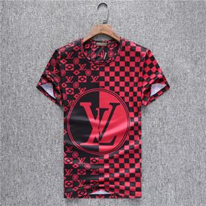 de 2020 luxe d'été des hommes nouveaux designers de t-shirt hip-hop à manches courtes blouse tee T-shirt mode Medusa garçon occasionnels T-shirt des hommes