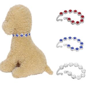 Moda Pet Köpek Shining Rhinestone Chocker Yaka Fantezi Pet Şekilli Kolye Malzemeleri aksesuarları Z621