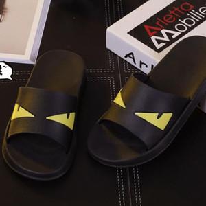 Çocuklar Erkek Tasarımcı Terlik Bayan Lüks Terlik Çocuk Terlik Yaz Boys Küçük Canavar Çocuk Günlük Ayakkabılar 2020 Yeni
