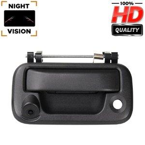 Invertendo Camera 1280x720p integrado de câmeras em punho Tronco Vista Traseira Backup para F150 F250 F350 F450 F550 2005-2014 carro