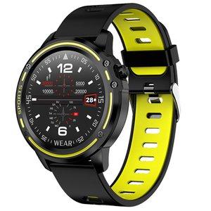 Smart Watch IP68 Waterproof Reloj Hombre Mode Smart Bracelet With ECG PPG Blood Pressure Heart Rate Health Tracker Sport Smart Wristwatch