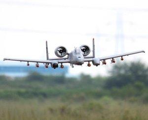 Pas de batterie, RTF RC Hobby A10 Jet Plane avec RC 6ch