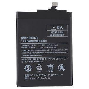 4000mAh Li-Polymer-Akku BN40 für Xiaomi Redmi 4 Prime