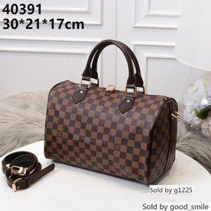 barato Mulheres bolsas M40399 totes bolsa de ombro 30CM Ladies marcas bolsa Designer