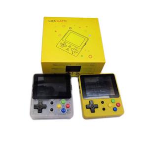 Novo jogo ipad 2.6inch tela mini handheld console do jogo nostálgico crianças retro game mini família consoles de vídeo tv