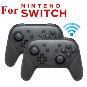 Bluetooth беспроводной пульт дистанционного управления Pro Gamepad Joypad джойстик для Nintendo Switch / Switch Pro Console Hot DHL
