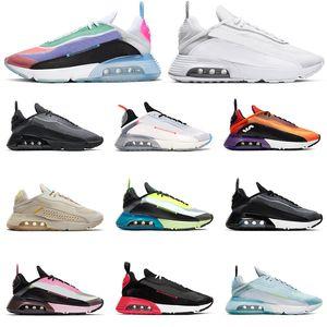 airmax air max 2090 мужские кроссовки runner triple white Be True Duck Camo Pink Foam Volt Blue Anthracite дизайнерские кроссовки