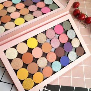 Epack New maquillage cosmétiques Ky magnétique Kylie Vider Palettes Grand Pro Palette 28 couleurs EYESHADOW palette Kylie Jenner fard à paupières Palettes