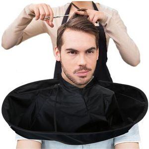 Nuevo 1pc Pro Diy Hair Cutting Cloak Umbrella Cape Professional Hair Salon Barber Salon Home Stylists usando Capes Tool