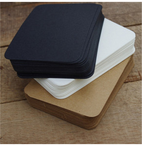 20 Pcs lot Cute Black White Kraft Paper Memo Pad Note Pads Card Creative Korean Stationery Office School Supplies For Kids Gift