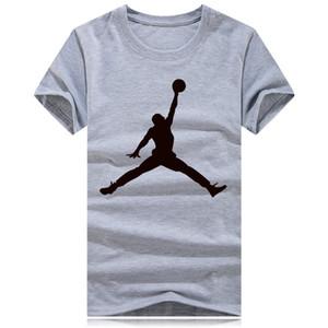 Sport marque T-shirt imprimé garçon de basket-ball créateur de mode luxe T-shirt des hommes pull-over hip hop marque T-shirt manches courtes planche à roulettes 18 couleurs