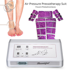 Pro Air Pressure Linfodrenaggio corpo dimagrante Coperta Suit perdita di peso pressoterapia dispositivo Fat Removal bellezza