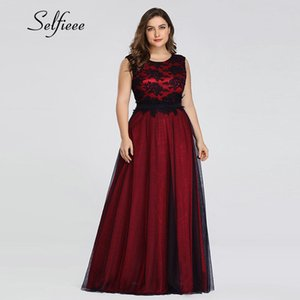 Plus Size Elegant A Line O Neck Appliques Long Maxi Dresses Vestidos Fiesta De Noche Bohemian Beach Summer Dress Q190524