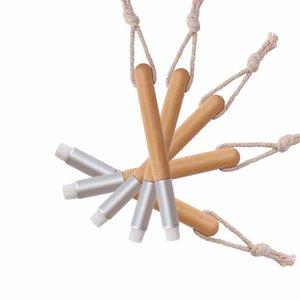 Spazzola per la pulizia del naso di comedone Spazzola per il trucco in legno Spazzole per la bellezza del trucco Strumenti per la cura della pelle Accessori per la pulizia Pennello piatto con ombra nasale