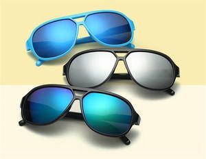 Модные Детские Солнцезащитные Очки Марка Дизайнер Спортивные Солнцезащитные Очки Негабаритные Рамки Очки Анти-УФ Очки Детские Солнцезащитные Очки A ++