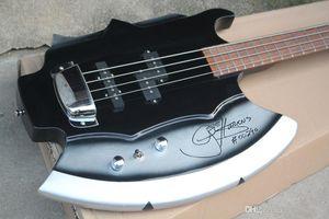 3-string Ax E-Gitarre Gitarre, 3 Pickups, 21 Töne, Palisander, nicht-Inay Maßstab, kundenspezifische Service