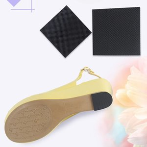 1 Pair Black Insole Sticker High Heel Women Shoes Non Slip Tape Black Cuttable Lady Protective Anti Skid Sole S L