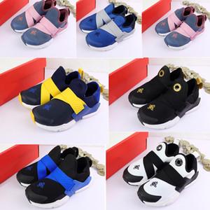 Bebé recién nacido de aire Huarache Extreme ahora (TD) de los niños de los zapatos corrientes zapatillas de bebé de las muchachas de Childen atléticos zapatillas de deporte Niños Formadores