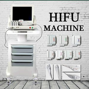 Newset US Medical Technology HIFU High Intensity Focused Ultrasound Hifu Face Lift Hifu dimagrante Body Shaping rughe Removal Machine