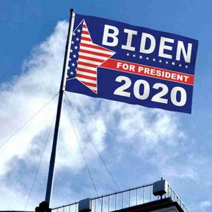 90 * 150cm 2020 Joe Biden Drapeau Amérique Drapeau Élection présidentielle USA Président Biden 2020 Drapeaux Parti Bannière Drapeaux ZZA2335 200pcs