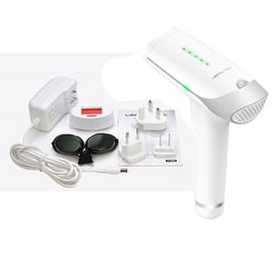 Lescolton Professional IPL машина удаления волос 2 в 1 Лазерный эпилятор волос Бритва Постоянный бикини Electric Depilador