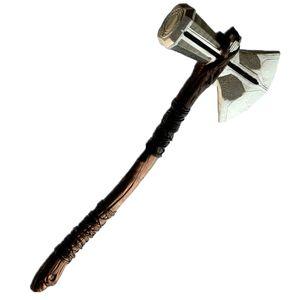 Thor Axe Çekiç Cosplay Silahlar Film Rol Yapma Thor Thunder Hammer Axe Stormbreaker 73cm 44cm
