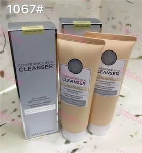 NEW Confidence in a Cleanser 148ml Soro de Limpeza Hidratante para Transformação da Pele, a pele ótima começa com confiança para todos os tipos de pele 1PCS