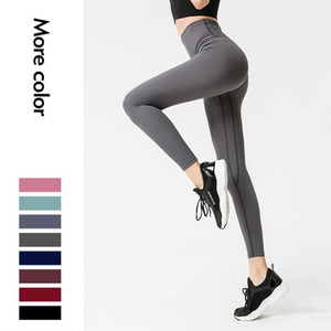 Running Ladies Wear Girls Brand Gym Leggings Ladies Pants Fitness Sports Women Outfits Leggings Yoga Full Legging Athletic Trousers Exe Rllu