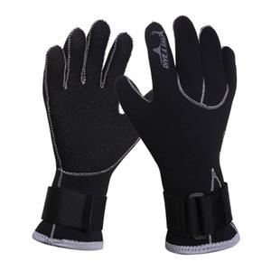 Swim Gloves 3MM Neoprene Scuba Dive Gloves Snorkeling Equipment Anti Scratch Keep Warm Wetsuit Material Winter Swim Spearfishing