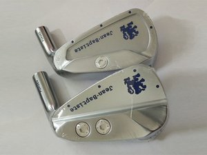 Jean Baptiste Iron Set prata Jean Baptiste Golf Forged Irons Jean Baptiste Golf Clubs 4-9P eixo de aço com tampa da cabeça