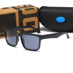 Водные виды спорта Brand Cолнцезащитные очки для мужчин и женщин вождения очки Дизайнерские очки Рыбалка Зонтики езда очки 5 цветов