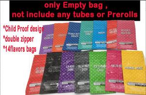 Tubo POLIMERIZZATO GIUNTI BAG + PLASTICA TUBI West Coast Cure Packaging 2020 Moonrock preroll pre-laminati