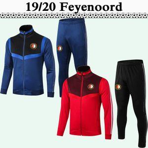 19 20 V. Persie Toornstra VILHENA para hombre de la chaqueta para hombre Conjunto de fútbol jerseys Feyenoord Clasie LARSSON Berghuis chaqueta del traje camisas del fútbol