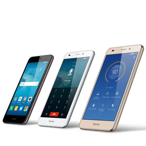 Original Huawei Honor 5C jogo 4G LTE telefone celular Kirin 650 Octa Núcleo 2GB RAM 16GB ROM Android 5.2 polegadas 13.0MP Fingerprint ID Mobile Phone