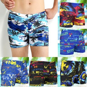 Beach Shorts uomini caldi Swimwear estate stampano i pantaloni di Trunks consiglio sexy floreali