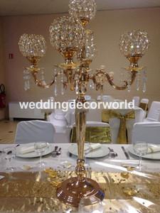 Decoraciones de bodas CALIENTES / suministros para fiestas / eventos / bar mental flower pot stander decor11136