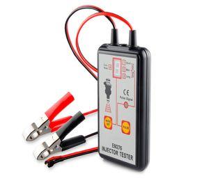 الوقود اختبار حاقن وقود السيارات مضخة نظام محلل 4 نبض مقياس طرق EM276 الحاقن الضغط