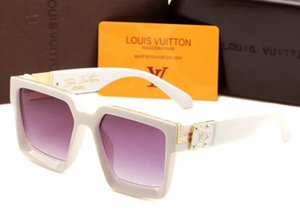 Designes Sonnenbrille Marke Brille Außen Shades PC Farme Fashion Classic Damen Luxus Sunglass Spiegel für Wome