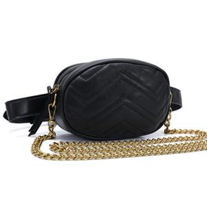 Nuova catena Strap Fashion Mini Bags Women Cuori borse di marca del progettista della signora Marmont da donna spalla di lusso del sacchetto della vita G670 online