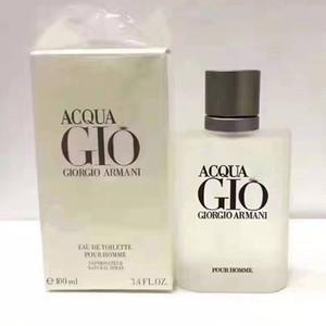 Hommes Envoyer amour Parfum Body Spray verre Parfum bouteille Parfum original liquide Lasting antisudorifique Eau de toilette vaporisateur 100 ml pour les hommes / 3.4