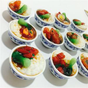 Lychee Yapay Gıda dolabı Mıknatıslar Lezzetli Yemekler Buzdolabı Manyetik plakası Ev Dekorasyon Seyahat eşyalar