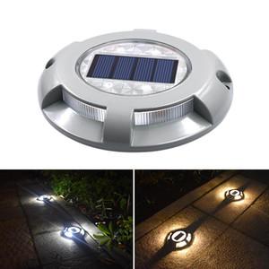LED 드라이브 웨이 조명 태양 지상 도로 조명에 방수 도로 마커 스터드 태양 지하 벽돌 포장 재료 램프 장착을 점등