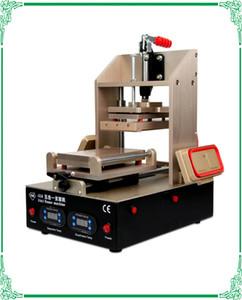 TBK 518 Machine de stratification de film manuel d'oca polarisant 5 dans une colle remover construction de la machine Separator LCD dans la pompe à vide