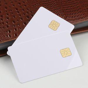 2000PCS / lot Contatto SLE 4428 smart chip IC Card Blank supporto acr38u H1 Card Reader Writer con trasporto libero
