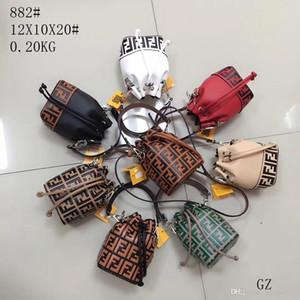 DDVGG LD 882 neue Stile Modetaschen Damen Handtaschen Frauen-Einkaufstasche Taschen einzelne Schulterbeutel BVFG