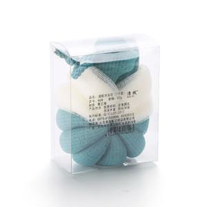 Toptan Çevre Dostu Örgü Banyo Duş Sünger Lif Kabağı Örgü Puf şeker renk tatlı Duş Topu banyo fırçalar # 274