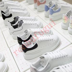2020 ilealexanderKutumcqueensüet moda platformunun ayakkabı deri ayakkabı ayakkabı lüks Erkekler Kadınlar 1n83 # artırmak McQueens