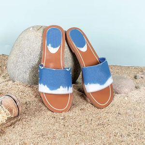 kutu ile marka Tasarımcı ESCALE KİLİDİ BT DÜZ MULE kadın terlik 1A7TO3 sandalet moda Plaj rahat ayakkabılar en kaliteli boyutu 35-42